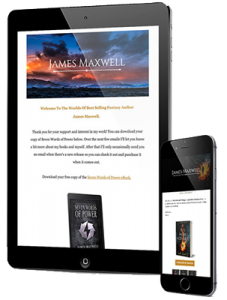 James Maxwell - newsletters - The Online Author